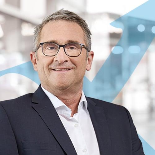 SUXXEED Geschäftsführer Volker Panier