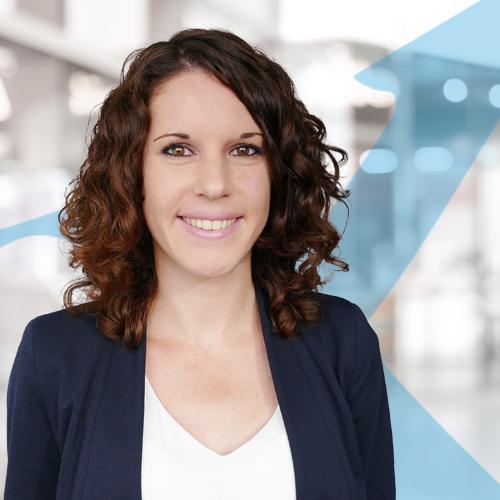Recruiterin Regina Scholz