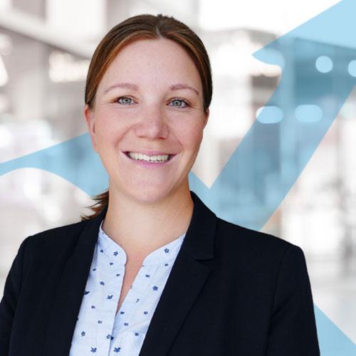 Recruiterin Christiane Deißler